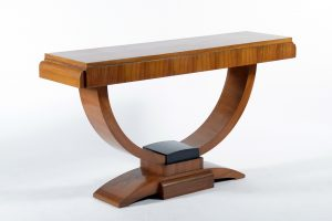 "Art Deco Console ""U"" Shaped Base ,1930"