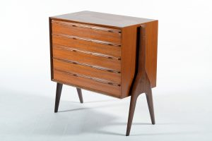Sorgente Dei Mobili Mid Century Italian Chest of Drawer ,1950